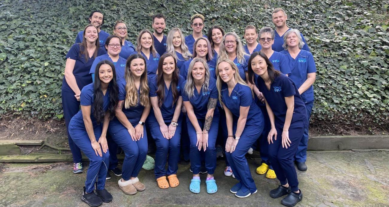 Oakdale California Veterinary team